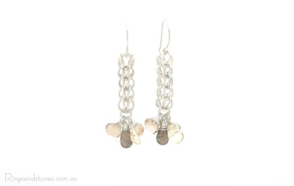 Original sterling silver earrings